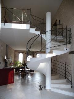 notre escalier principal