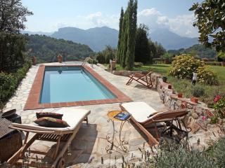 Villa La Penna, Coreglia Antelminelli