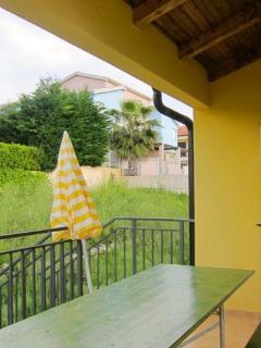 Terrace and Garden / Terrazza e Giardino