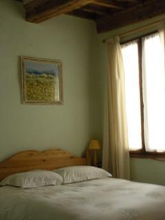 Bedroom 1 - 1 double bed