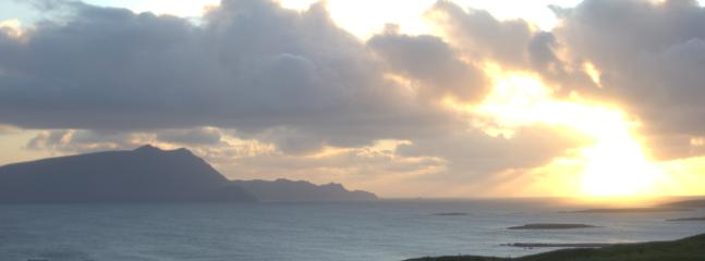 Views of Achill from the front door