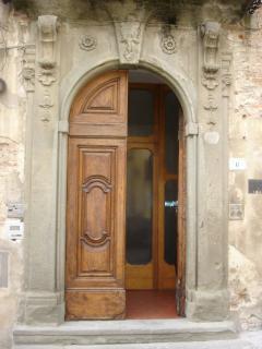 Ingresso al Palazzo Antico del '700