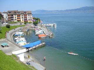 belle rive, Evian-les-Bains