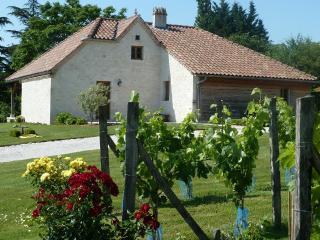La Plaine Basse, Lauzerte