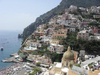 Lilly House, Positano