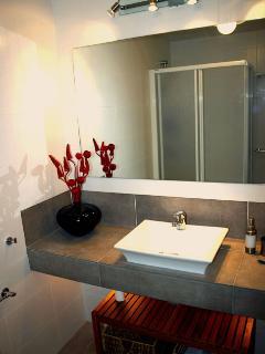 Luxury refurbished shower-room