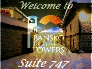 Welcome to Suite 747 Bansko Royal Towers Apartment 747