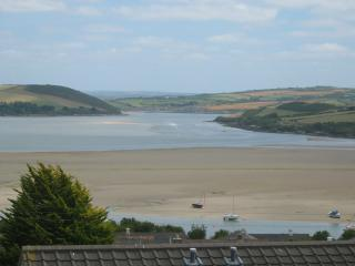 Beau Vista apartment with views out to sea Padstow