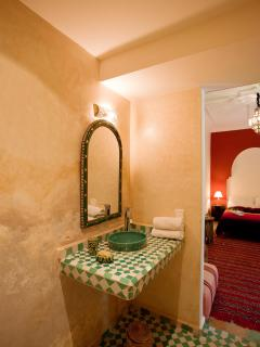 Salle de bain chambre Amal