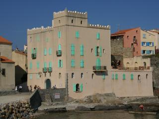Chateau de la Rocasse, Collioure