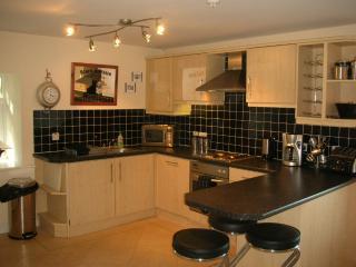 Modern Spacious Kitchen with Sea views! WIFI throughout apartment
