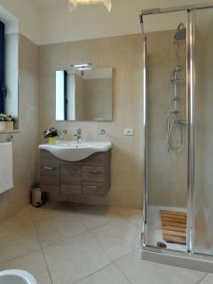 bagno della suite 'lu ientu'