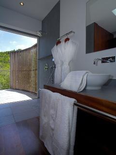 External Shower
