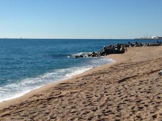 Apartamento en la playa con wifi, Canet de Mar
