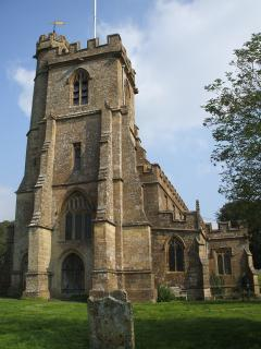 12th Century Church in Broadwindsor