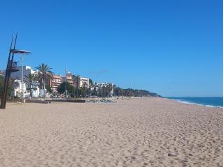 Apartamento en la playa con wifi