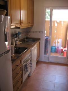 Kitchen and Utility Room