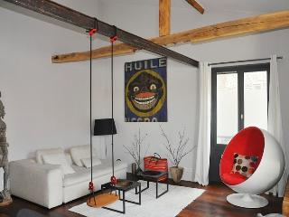 Trendy duplex apartment, Asnieres-sur-Seine