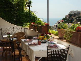 Jenny , Charming Home, Cliffs & Sea Views, Parking, Positano
