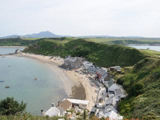 Cottage with Spectacular views, Nefyn
