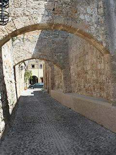 Explore the narrow alleys of the Old Town