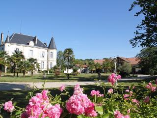Gite Chateau Betan