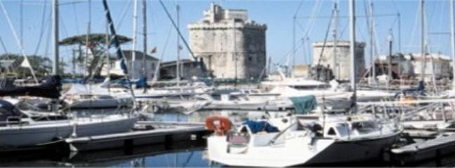 Cosmopolitan La Rochelle - just over 1 hour - motorway all the way