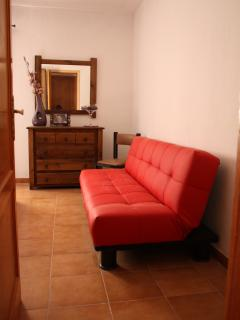 White room view 2 - Casa Elisa Canarias