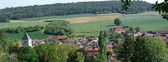 View of Stigny