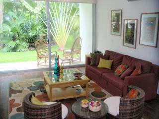 villa W6- living room