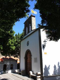 Fataga church - Casa Elisa Canarias