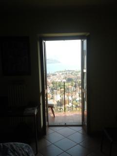Window master bedroom