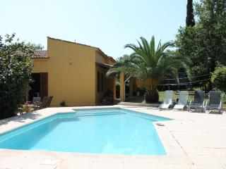 Villa with private pool Chateauneuf Grasse, Chateauneuf de Grasse