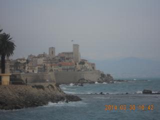 villa a 100 metres de la mer