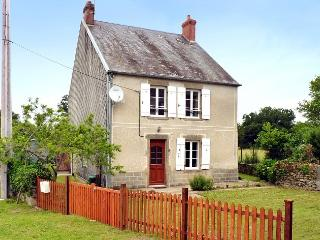 Holiday Cottage in Creuse with Fishing Nearby