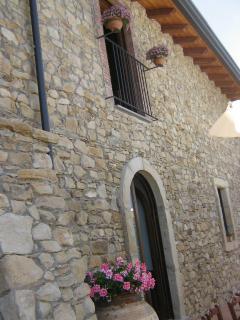 Villa Rica- Sicily: restaurant building