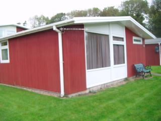 Another view of the chalet.