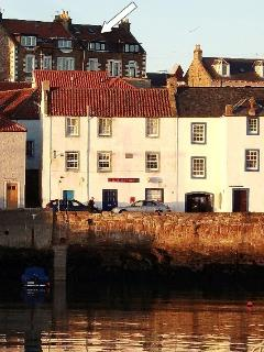 House location in St Monans