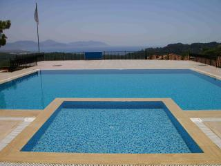 Pool View, Venus Apartments, Sarigerme