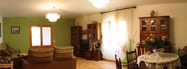 Main living room - Casa Elisa Canarias