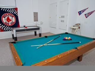 Games room.