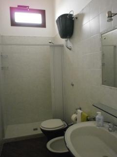 ampio bagno privato
