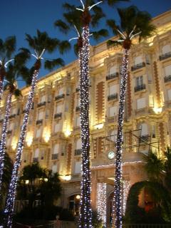 Famous Cannes Seafront La Croisette nearby