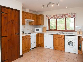 The kitchen in Swallow has an oven, microwave, fridge freezer, dishwasher and washer/dryer