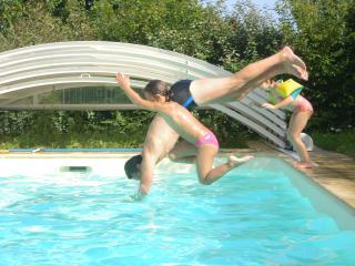 maison 3 chambres piscine, Haute-Vienne
