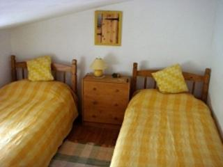 Twin-bedded room on first floor