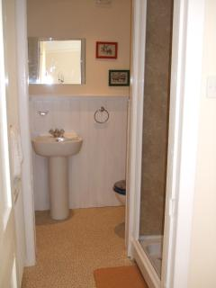 En -suite (Shower, WC & WH Basin)