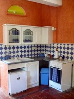 Kitchen on ground floor
