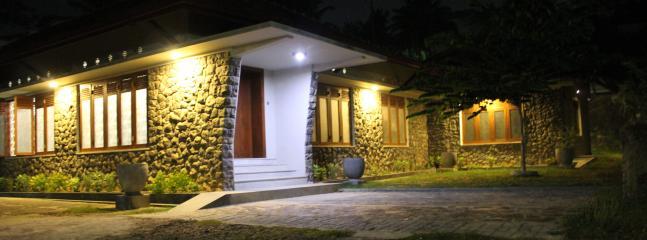 Colonial-period villa