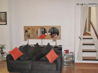 Palm View Apartment: Brilliant holiday accomodation in Nice's Carre d'Or area, Niza